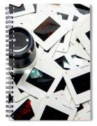Editing  Spiral Notebook