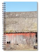 Eduring Time Spiral Notebook