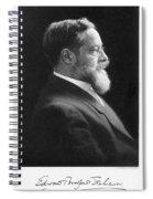 Edward B. Titchener Spiral Notebook