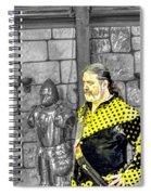Edward I V Of England Spiral Notebook
