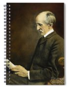 Edward L. Trudeau Spiral Notebook