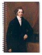 Edward Stanley (1799-1869) Spiral Notebook