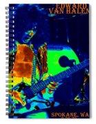 Edward The Shredder Spiral Notebook