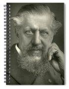 Edwin Arnold (1832-1904) Spiral Notebook