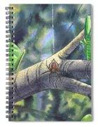 EEK Spiral Notebook