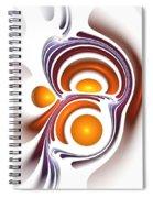 Eggcity Spiral Notebook