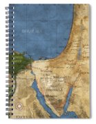 Egypt And The Holy Land Spiral Notebook