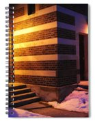 Egyptian Entrance Spiral Notebook