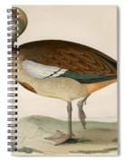Egyptian Goose Spiral Notebook
