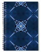 Eiffel Art 14 Spiral Notebook
