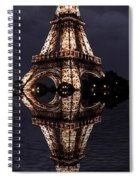Eiffel Tower-2 Spiral Notebook