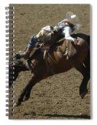 Eight Long Seconds Spiral Notebook