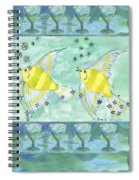 Eight Of Cups Spiral Notebook