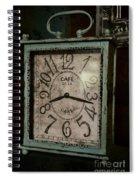 Eight Seventeen Spiral Notebook