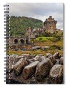 Eilean Donan Castle 1 Spiral Notebook
