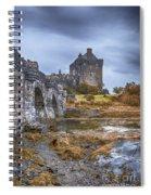 Eilean Donan Castle 3 Spiral Notebook