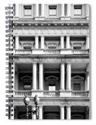 Eisenhower Executive Building Spiral Notebook