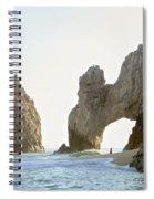 El Arco De Cabo San Lucas Spiral Notebook