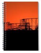El Bandido Spiral Notebook