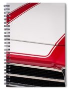 El Camino 02 Spiral Notebook