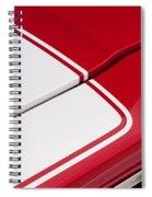 El Camino 05 Spiral Notebook