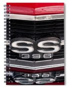 El Camino 08 Spiral Notebook