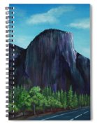 El Capitan Spiral Notebook