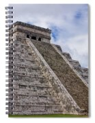 El Castillo Spiral Notebook