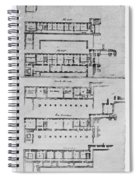 El Escorial: Apartments Spiral Notebook