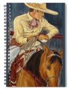 El Esperar Del Charro Spiral Notebook