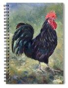 El Gallo - The Cockerel Spiral Notebook