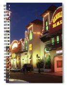 El Rancho Vintage Vegas Spiral Notebook