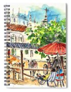 El Rocio 01 Spiral Notebook