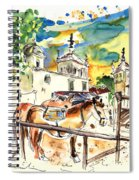 El Rocio 02 Spiral Notebook