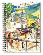 El Rocio 02 Spiral Notebook