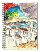 El Rocio 03 Spiral Notebook