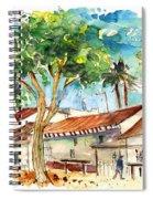 El Rocio 04 Spiral Notebook