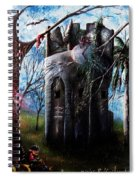 El Torreon  Spiral Notebook