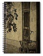 el Zaguan Spiral Notebook