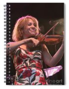 Elana James And The Continental Two Spiral Notebook