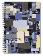 Elastic Dialog Spiral Notebook