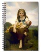 Elder Sister Spiral Notebook
