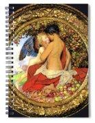 Eleanor Fortescue Brickdale Spiral Notebook