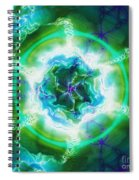 Electric Attraction Spiral Notebook