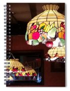 Electric Butterflies Spiral Notebook