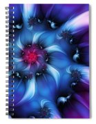 Electric Colours Spiral Notebook