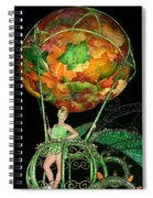 Electric Tink Spiral Notebook