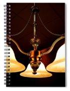 Elegant Charm Spiral Notebook