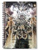 Elegant Ladies Spiral Notebook