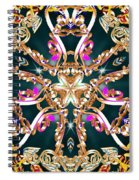 Elegant Manifest Spiral Notebook